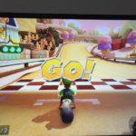 ユウくん、Wii Uで遊ぶ